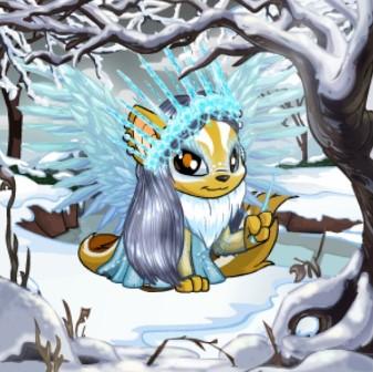 Rebecca's Winter Neocash Customization